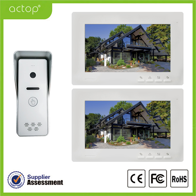Wired Color Video Intercom