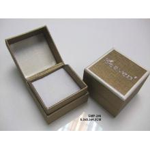 Halskette Set / Papier Halskette Box mit Insert / Papier Armband Fall mit Einsatz (MX-285)