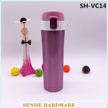 304 Double Wall Stainless Steel Travel Mug Promotional Thermos (SH-VC14)
