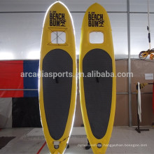 Transparent Inflatable Stand Up Paddle Board LED SUP Paddle Boards