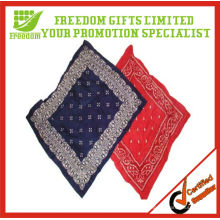 Fashion Design Cheap Printing Bandana Scarf