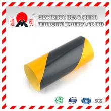 Película reflexiva acrílico negro y amarillo grado comercial (TM3200)
