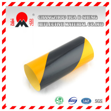 Black and Yellow Commercial Grade Acrylic Reflective Film (TM3200)