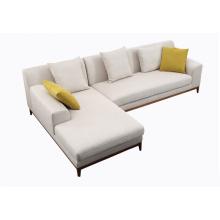 Los muebles más vendidos de la sala 1 + 2 + 3 sofá de la tela