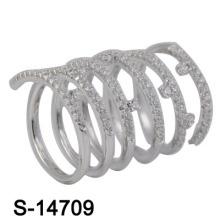 2016 Новая Модель Мода Ювелирные Изделия Кольцо Латунь (С-14709)