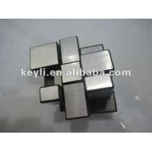 Mirror Cube ,With Puzzle Brain Cube Blocks