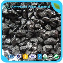 recubrimiento de carbono con bajo contenido de azufre / aditivo de carbono