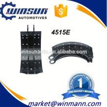 LKW-Bremsschuhe des Soem-NO.4515E Hochleistungs