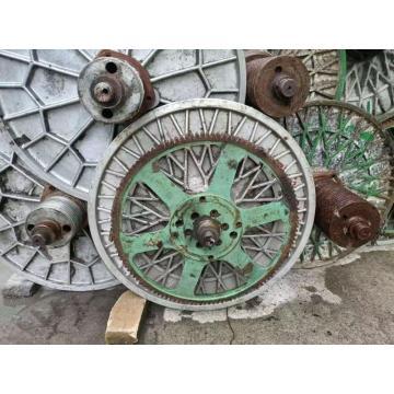 Viga de urdimbre de piezas de máquinas textiles