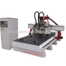 ATC madeira CNC Router JK-1325 boa máquina de qualidade para móveis