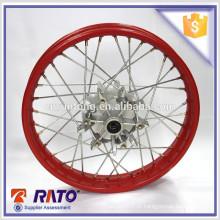 Roda traseira para 938 de boa qualidade Roda de motocicleta de freio a disco personalizada