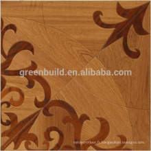 Big size parquet wood flooring prices
