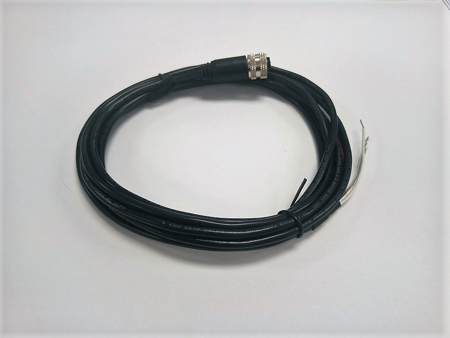 4p M12 Waterproof Cable