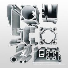 Алюминиевый профиль Алюминиевые экструзии для алюминиевых раздвижных окон (HF002)