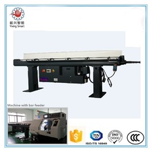 Automatic Feeders Gd320 High Precision High Speed CNC Lathe Pipe Feeder