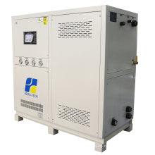 Glycol Chiller -30c 11kw Water Cooled Low Temperature Chiller