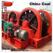 Китай Взрывозащищенный Добыча Каменного Угля Подземным Способом Трос Электрическая Лебедка