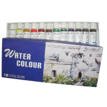 12 pcs Watercolor Paint set box