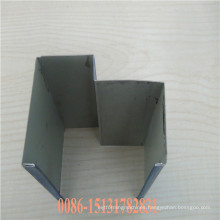 Dx Factory Steel Door Frame Roll Forming Machine with Un-Coiler