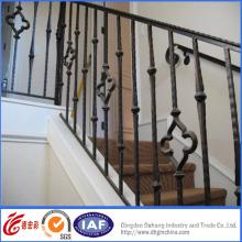 Corrimão de segurança decorativo simples de alta qualidade