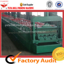 Deck Panel Roll Forming Machine