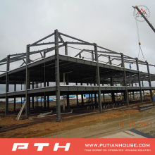 Prefabricated Customized Design Steel Structure Warehouse From Pth