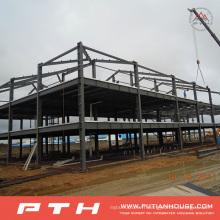 2015 Pth Design Steel Structure Warehouse avec une installation facile