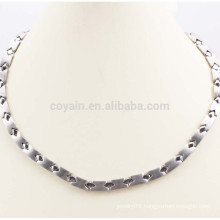 Custom Stainless Steel Chain Necklace For Men