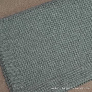 Algodón suave suéter punto bebé manta CB-K08043
