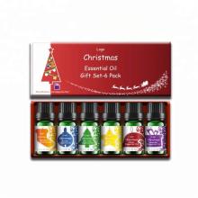 OEM Aromatherapy Top 6 Essential Oil Set
