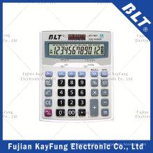 Calculatrice de la fonction de taxe à 12 chiffres pour la maison et le bureau (BT-180T)