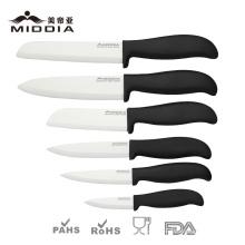 Utensilios de cocina de cerámica para cuchillos de cerámica