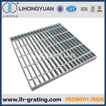 Galvanized Floor Steel Grating for Trench Walkway