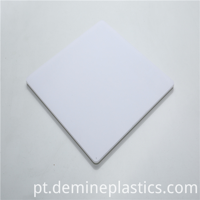 Milky White Polycarbonate Sheet