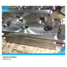 Special Stainless Steel Rectangular Flange