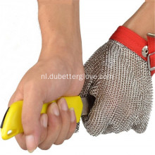 Stainless-Steel Chain Mail Mesh Glove