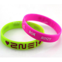 Personalized Custom Silicone Wristbands for Your Event