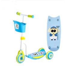 Scooter de los niños con la aprobación del CE (YVC-007)
