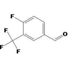 4-Fluoro-3- (trifluoromethyl) Benzaldehyde CAS No.: 67515-60-0