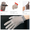 Ring Mesh Handschuhe-Five Finger