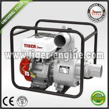 4 Zoll 9hp manuelle Hand Wasserpumpe Benzinmotor