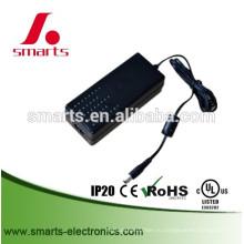 Адаптер 12В 4а переменного тока постоянного тока с CE/UL перечислил
