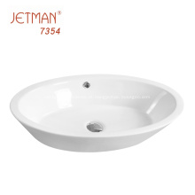 azulejos brancos para banheiro Wash Sink Water Ceramic