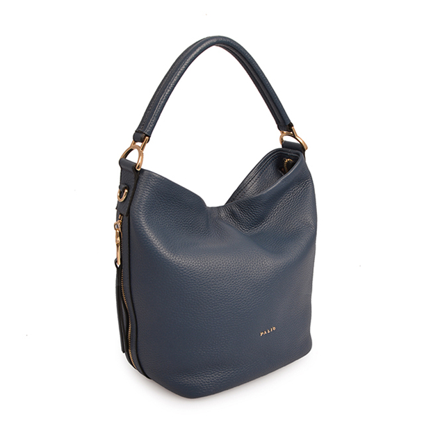 leather fashion trendy ladies casual hobo sling shoulder bag