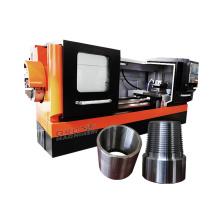 4m thread making pipe cnc lathe machine