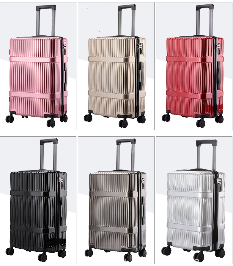 Abs Pc Luggage Set