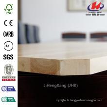 2440 mm x 1220 mm x 26 mm Tablier mixte élégant et élégant de qualité Oak Butt Joint Board