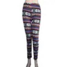 Legging femme 98% polyester 2% élasthanne personnalisé