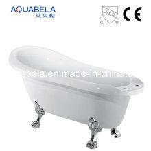 2016 estilo nuevo europeo populares pies águila bañera de acrílico