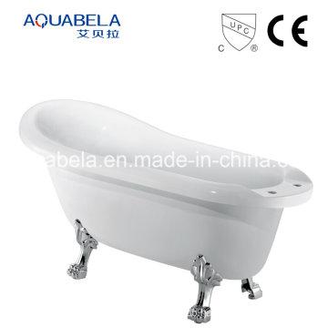 2016 New Style European Popular Eagle Feet Acrylic Bathtub